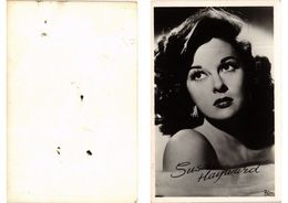 CPA AK Susan Hayward. FILM STAR (558341) - Actores
