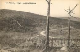 88 - LA CHAPELOTTE - France