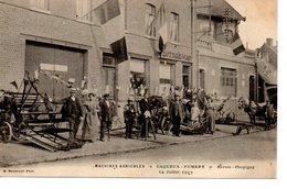 Hersin-Coupigny: Machines Agricoles Caqueux-Fumery - France
