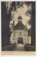 10*SAINT BENOIT SUR VANNE-Le Chateau-La Porte Monumentale - Francia