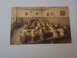 A 2356 - Les Colonies Scolaires Catholiques Liégeoises Saint Vith Une Des Classes - Saint-Vith - Sankt Vith