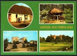 D2469 - TOP Friedland - Bild Und Heimat Reichenbach - Friedland