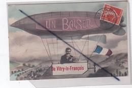 Un Baiser De Vitry Le François (51) - Vitry-le-François