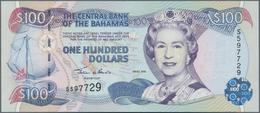 Bahamas: 100 Dollars 2000, P.67 In Perfect UNC Condition. - Bahamas