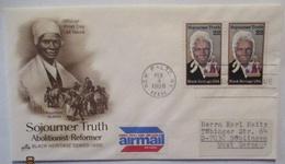 Geschichte USA, Black Heritage, Sojourner Truth 1986 (69722) - Unabhängigkeit USA