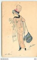 N°10868 - Carte Illustrateur - Xavier Sager - Le Favori - Sager, Xavier