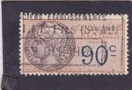 T.F.S.U N°21 - Revenue Stamps