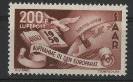 SARRE POSTE AERIENNE N° 13 Cote 230 €. Neuf ** (MNH). TB - 1947-56 Ocupación Aliada