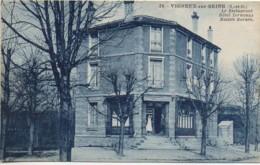91 VIGNEUX-sur-SEINE Le Restaurant Hôtel Terminus  Maison Morain - Vigneux Sur Seine