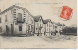 88 LE THILLOT  Avenue De La Gare - Le Thillot