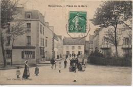 29 ROSPORDEN   Place De La Gare - Other Municipalities