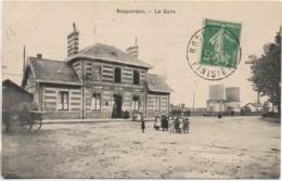 29 ROSPORDEN   La Gare - France