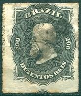 Brésil - 1876/1877 - Yt 35 - Oblitéré - Brazilië