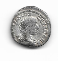 Denier De Géta César - 4. Les Sévères (193 à 235)