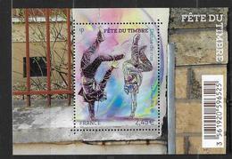 France 2014 Bloc Feuillet N° F4905 Neuf Fête Du Timbre, Danse à La Faciale + 10% - Blocchi & Foglietti