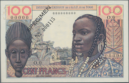 French West Africa / Französisch Westafrika: Institut D'Émission De L'Afrique Occidentale Française - West African States