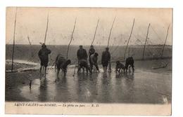 SAINT VALERY SUR SOMME UNE PECHE AU PARC TRES ANIMEE - Saint Valery Sur Somme