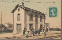 CORMICY - LA GARE - Frankreich