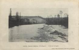 DORDOGNE - SAINT ASTIER - L'Isle Et La Digue - France