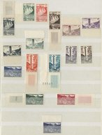 ANDORRE Cote 214 € N° 138 à 153 (sauf N°150A, 152A Et 152B). Neufs ** MNH. TB - Unused Stamps