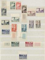 ANDORRE Cote 214 € N° 138 à 153 (sauf N°150A, 152A Et 152B). Neufs ** MNH. TB - Nuevos