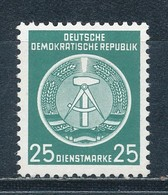 DDR Dienstmarken A 10 X XII ** Geprüft Schönherr Mi. 10,- - DDR
