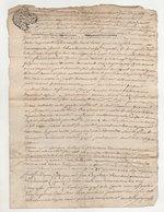 Loire Chuyer 1757 - Manuscripts