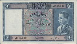 Iraq / Irak: Government Of Iraq L.1931 (1934) With Signature: Lord Kennet, P.9e, Great Original Shap - Iraq