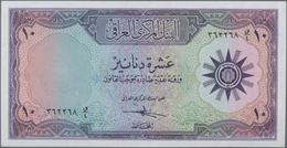 Iraq / Irak: Central Bank Of Iraq 10 Dinars ND(1959), P.55 In Perfect UNC Condition. - Iraq