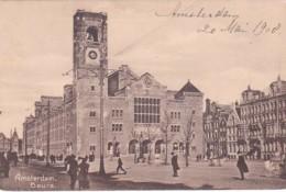2603330Amsterdam, Beurs – 1908 - Amsterdam