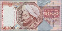 Kazakhstan / Kasachstan: 5000 Tenge 1998, P.18 In Perfect UNC Condition. - Kazakhstan