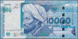 Kazakhstan / Kasachstan: 10.000 Tenge 2003, P.25 In Perfect UNC Condition. - Kazakhstan