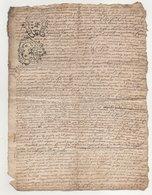 Loire Rhône Chavanay St Michel Condrieu  1746 - Manuscripts