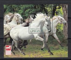 Croatia Kroatien 2018 MNH** Nr. 1167 PROTECTED HORSE BREEDS - LIPIZZAN18 - Kroatien