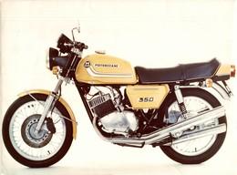 Motobecane 350 +-23cm X 16cm  Moto MOTOCROSS MOTORCYCLE Douglas J Jackson Archive Of Motorcycles - Foto's