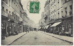 FRANCE - SAINT LO - La Rue Torteron - 1912 - Frankrijk