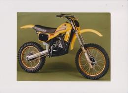 Ancillotti CRH/81 Cross125cc. +-21cm X 16cm  Moto MOTOCROSS MOTORCYCLE Douglas J Jackson Archive Of Motorcycles - Foto's