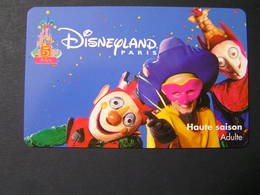 FRANCE Disney Passports.. - Frankreich
