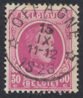 "Houyoux - N°200 Obl Relais ""Offagne"" (1926). Superbe - 1922-1927 Houyoux"