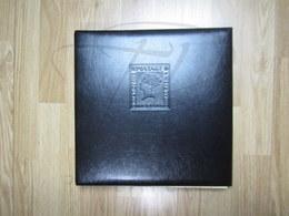 VEND ALBUM POUR 100 FEUILLES , NOIR !!! (a) - Binders With Pages