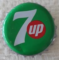 ESPAÑA. SEVEN UP - 7 UP. USADO - USED. - Soda