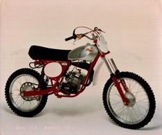 Motori Minarelli Moto AIM +-24cm X 18cm  Moto MOTOCROSS MOTORCYCLE Douglas J Jackson Archive Of Motorcycles - Foto's