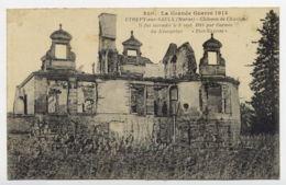 51*ETREPY SUR SAULX-Ch?au De Chavigne - Frankreich