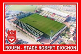 CP.STADE DE FOOTBALL. ROUEN   FRANCE  STADE ROBERT DIOCHON  # CS. 738 - Fútbol