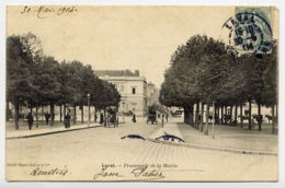 53*LAVAL-Promenade De La Mairie - Laval