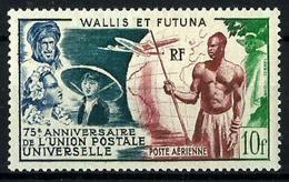 Wallis Y Futuna A-11 Cat.11,50€ - Aéreo