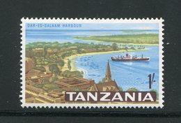 TANZANIE- Y&T N°9- Neuf Avec Charnière * - Tansania (1964-...)