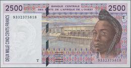 West African States / West-Afrikanische Staaten: Banque Centrale Des États De L'Afrique De L'Ouest 2 - West African States