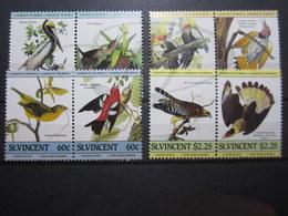 VEND BEAUX TIMBRES DE SAINT-VINCENT N° 812 - 819 , XX !!! - St.Vincent (1979-...)