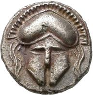 Thrakien - Städte: Lot 9 Münzen; Mesambria: AR-Diobol (3x) / Apollonia Pontica: AR-Diobol (2x) / Moe - Griechische Münzen